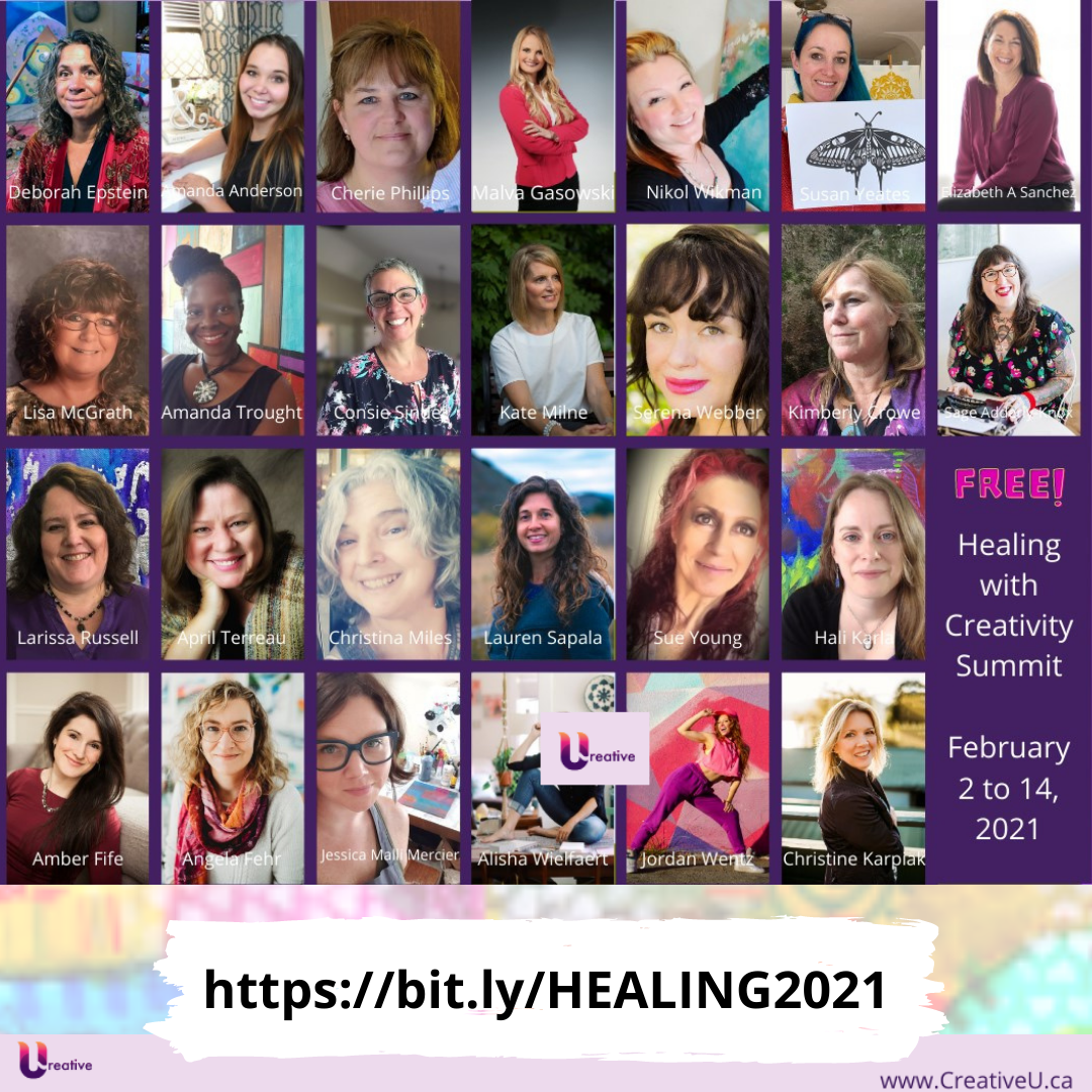 Healing with Creativity 2021