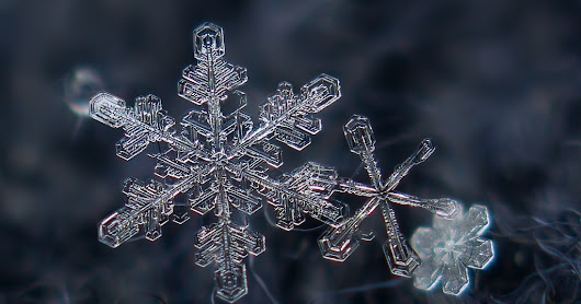 How Snowflakes Form