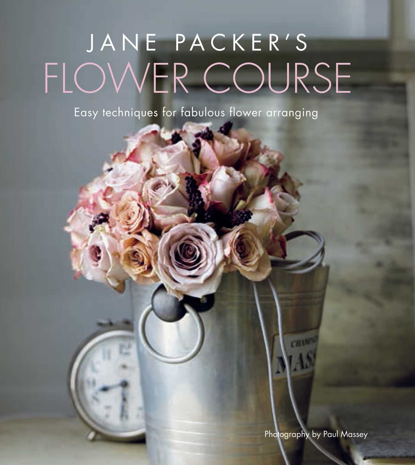 color outside the lines: book review: jane packer's flower course