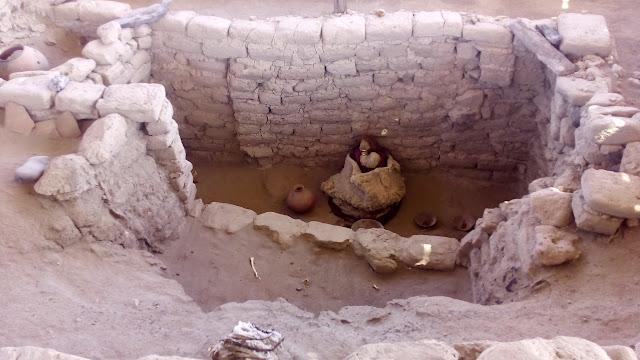 nazca cimitero di Chauchilla