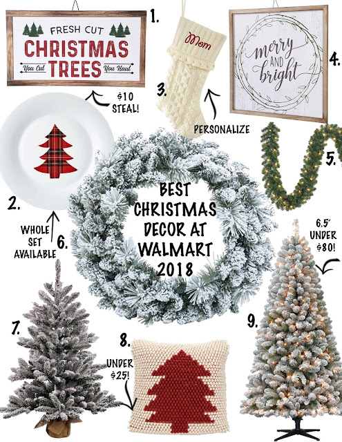 Her November Issue Best Affordable Target And Walmart Christmas Decor - 10-walmart-christmas-decor