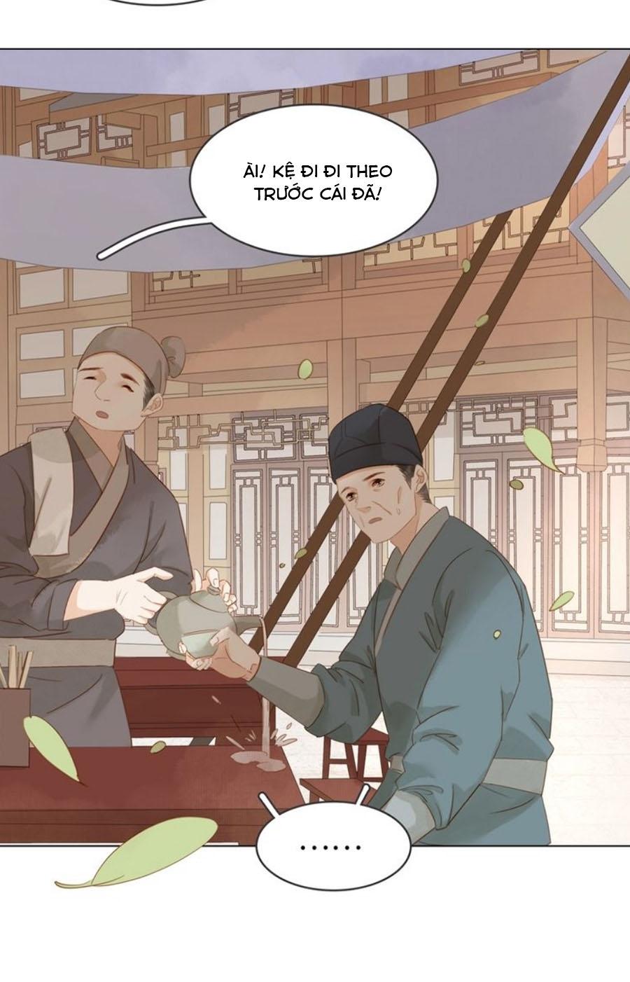 Tiểu sư phụ, tóc giả của ngài rơi rồi! chap 11 - Trang 19