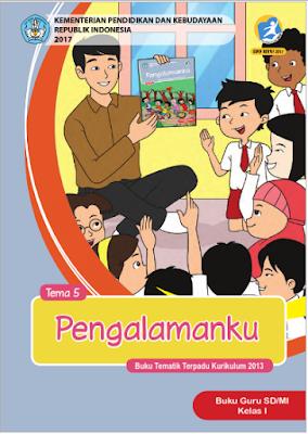 Buku Tematik Terpadu Kelas 1 Semester 2 Kurikulum 2013 Revisi 2018