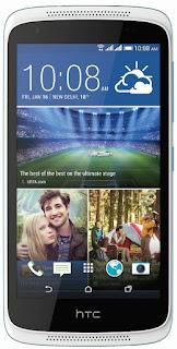Cara Reset HTC Desire 526G+  lupa pola / password