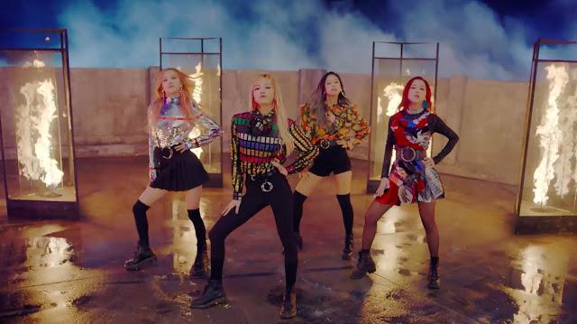 Musik Video BLACKPINK Ingin Kita 'Stay' Melihat Mereka 'Playing With Fire'
