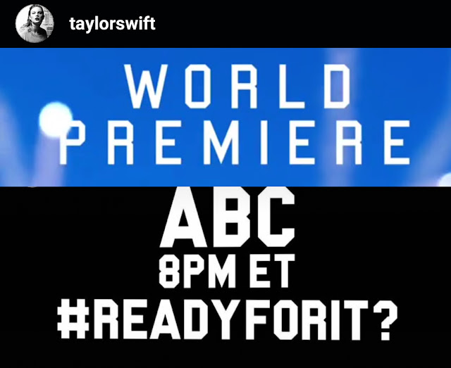 Taylor Swift is about to release new single 'Ready for it' in ABC
