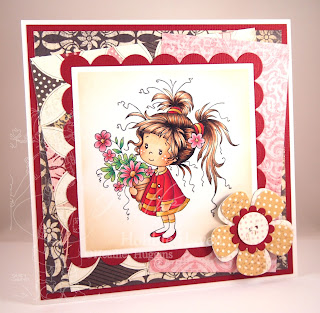 Heather's Hobbie Haven - Dolly Card Kit
