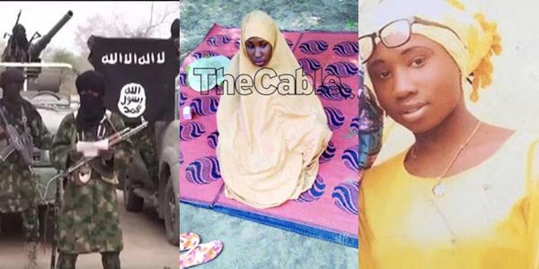 Buhari Won't Rest Until Leah Sharibu Returns - Presidency