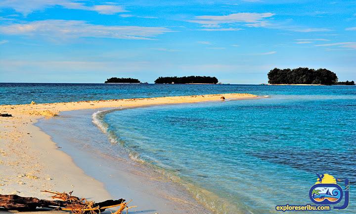 pulau gosong - wisata pulau harapan