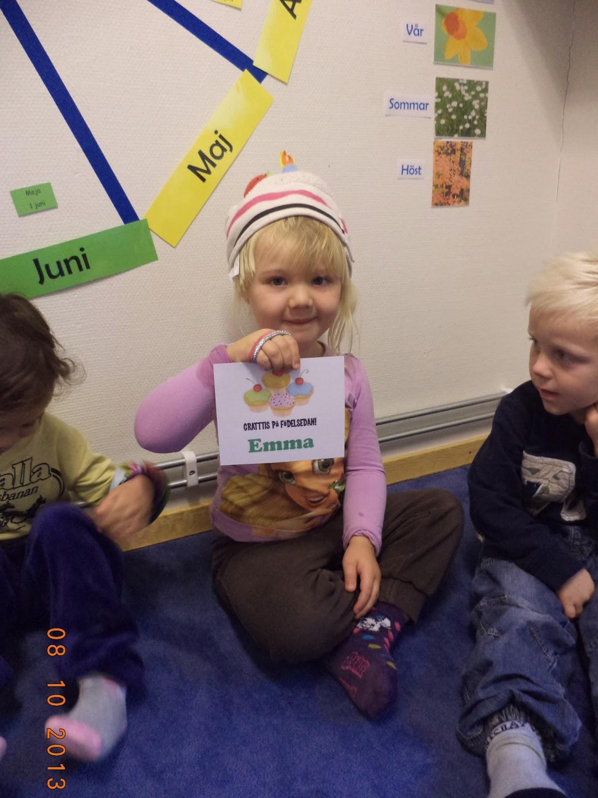 fira födelsedag på förskolan FREJA: Fira födelsedag på Freja! fira födelsedag på förskolan