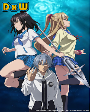 Strike the Blood III (10/10) Sub Español MEGA / MEDIAFIRE