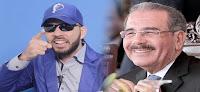Trompo Loco reta  Danilo Medina