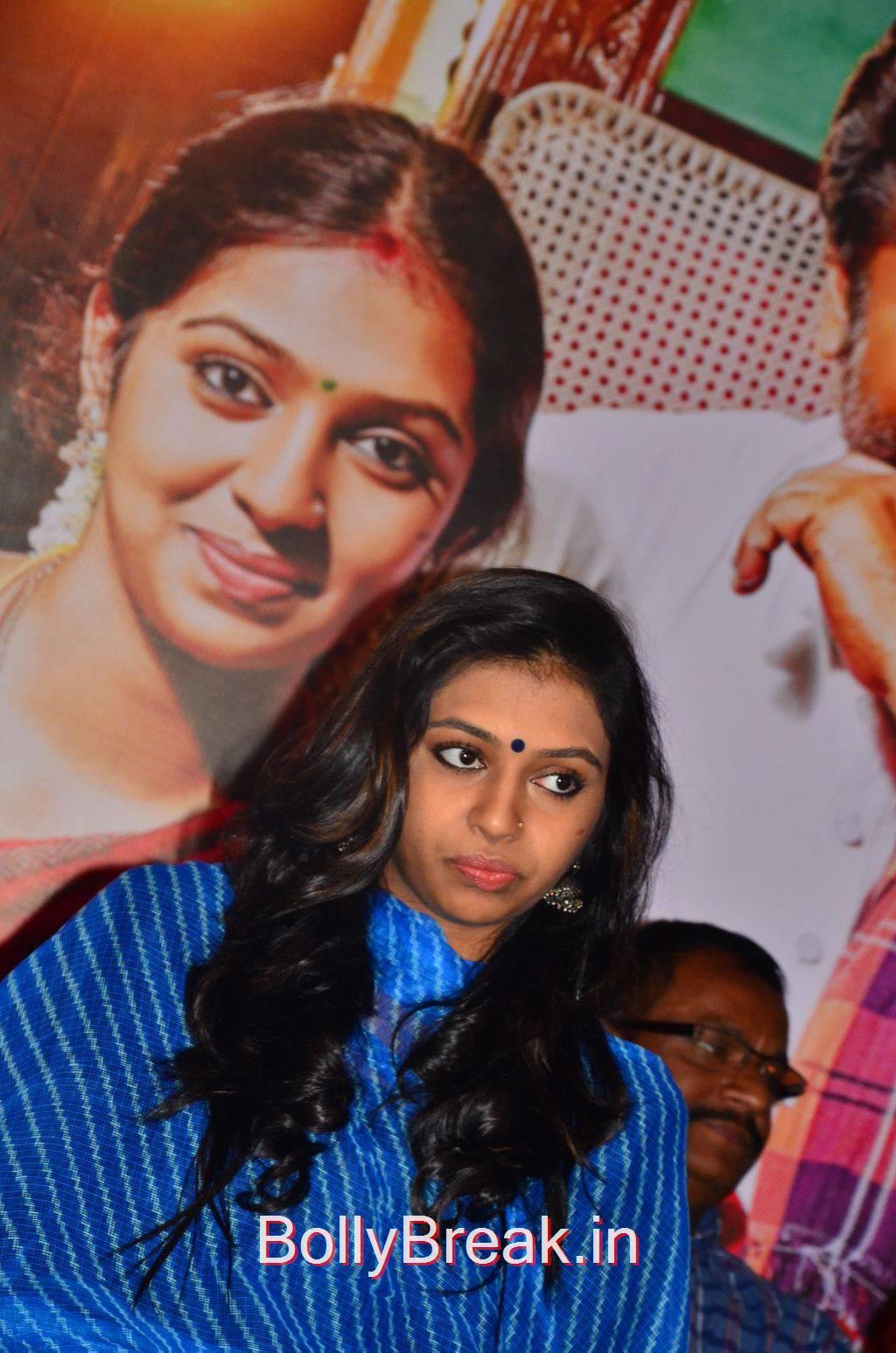 Tollywood Actress Lakshmi Menon, Lakshmi Menon Hot HD Images from Komban Movie Sucess Meet