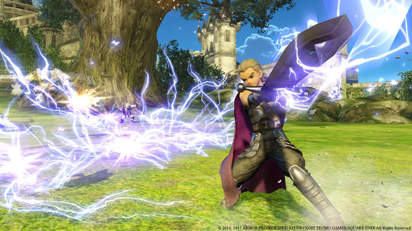 Dragon Quest Heroes II estrena demo en PS4, ¡no te la pierdas!