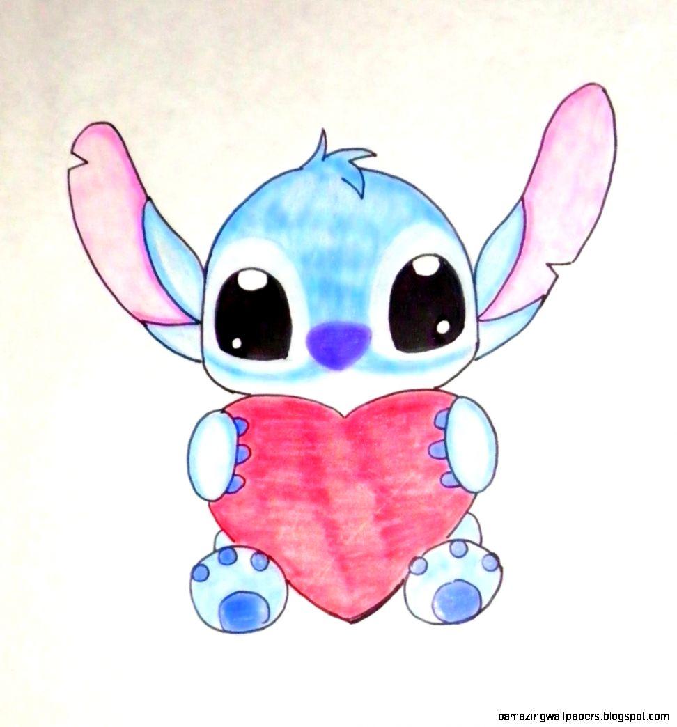 Cute Disney Love Drawings Amazing Wallpapers