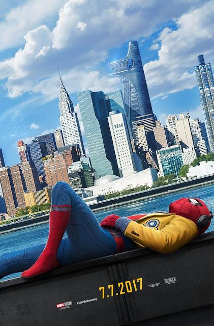 Spider-man Homecoming: Nuevo Trailer