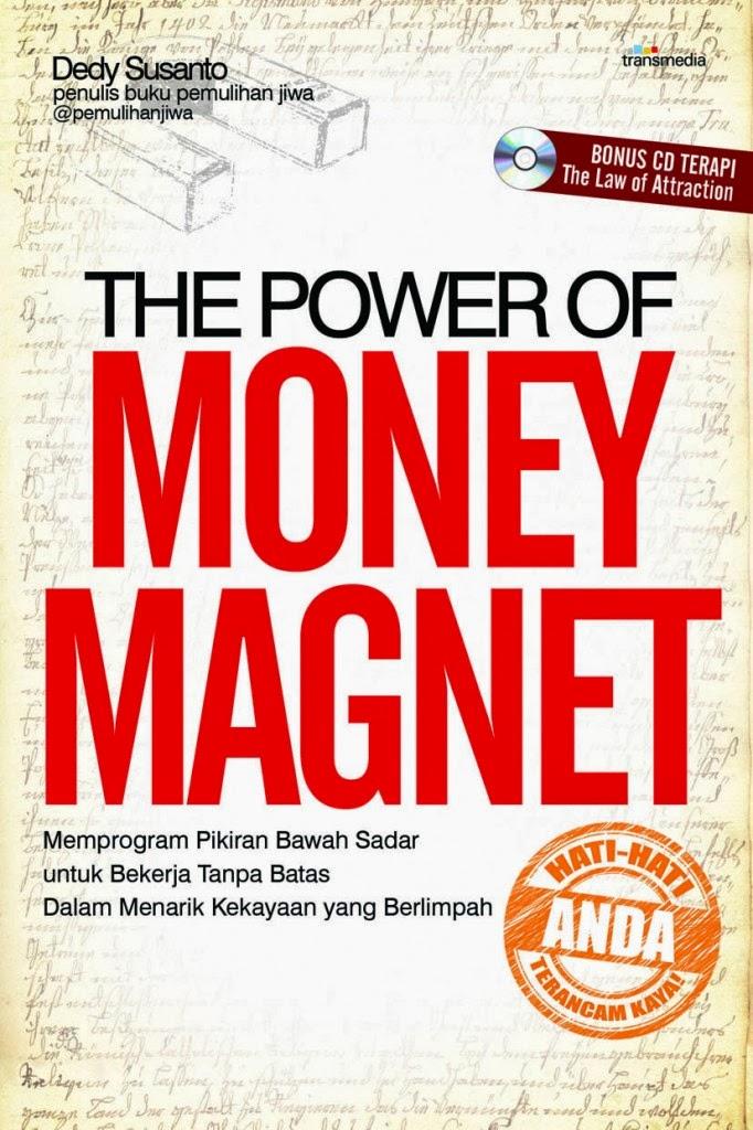 Ulasan Buku The Power Of Money Magnet | Wawasan Goyes