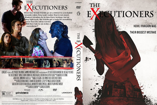 The Executioners DVD Cover