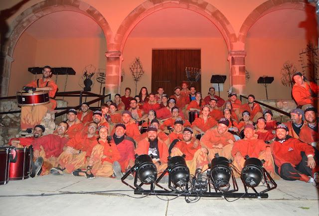 Esguard de Dona - Festa Major Sant Jaume dels Domenys 2017 - Correfoc - Ball de Diables
