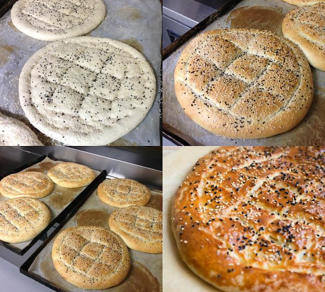 أحلى وأسهل طريقة لعمل خبز البيدا التركي في المنزل!