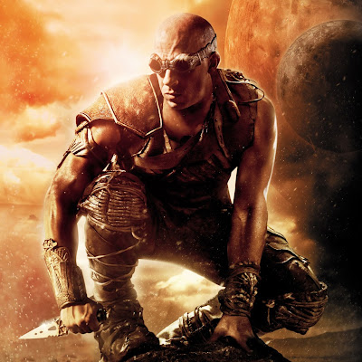 Riddick iPad Wallpaper