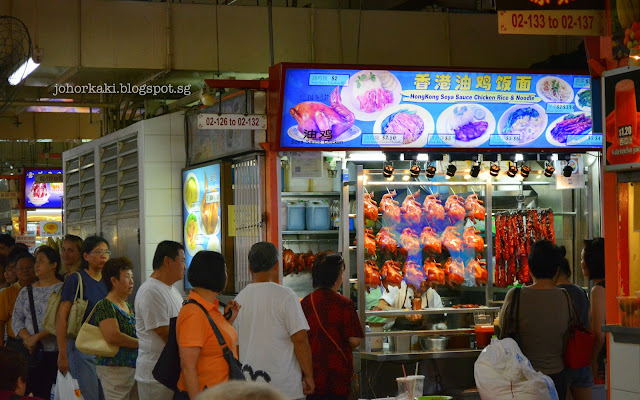Hong-Kong-Soya-Sauce-Chicken-Rice-Noodle-Singapore-香港油雞飯麵