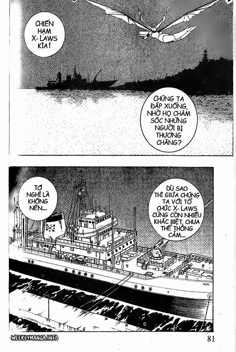 Shaman King [Vua pháp thuật] chap 188 trang 16
