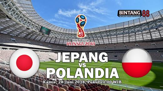 Prediksi Japan vs Poland 28 Juni 2018