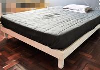 pintar cama de madeira
