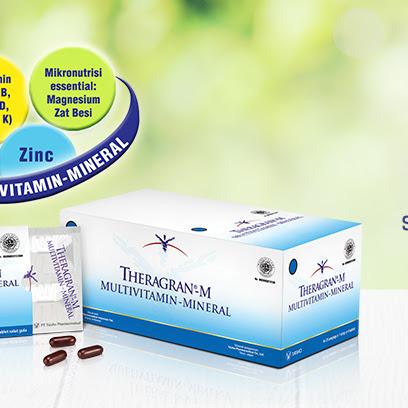 Theragran-M vitamin Halal untuk Mempercepat Pemulihan Pasca Melahirkan