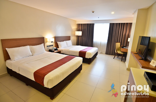 Hotels in Clark Pampanga