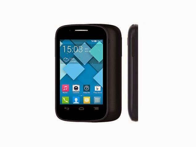 Hard Reset Alcatel One Touch Pop C1