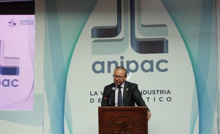 Aldimir Torres Arenas es el nuevo presidente de la ANIPAC. (Foto: Cortesía)