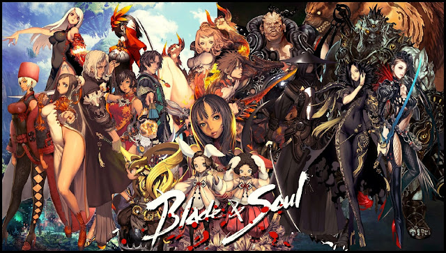 Hình Nền Blade & Soul Tuyệt Đẹp 2