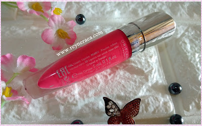 The One Lip Sensation Matte Mousse by Oriflame