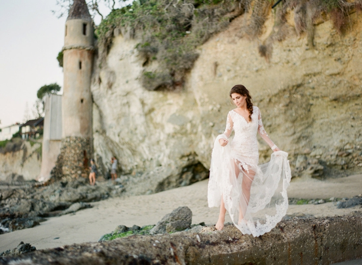 Seaside Bridal Inspiration Shoot from Bowtie & Bloom
