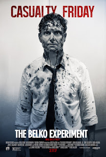 The Belko Experiment Tony Goldwyn Poster
