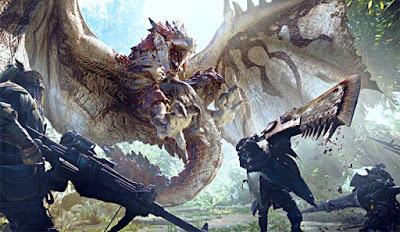 download Monster Hunter free game