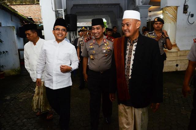 Kapolda Jatim Dukung Jawa Timur 'Steril' Dari HTI dan Pendukung Khilafah