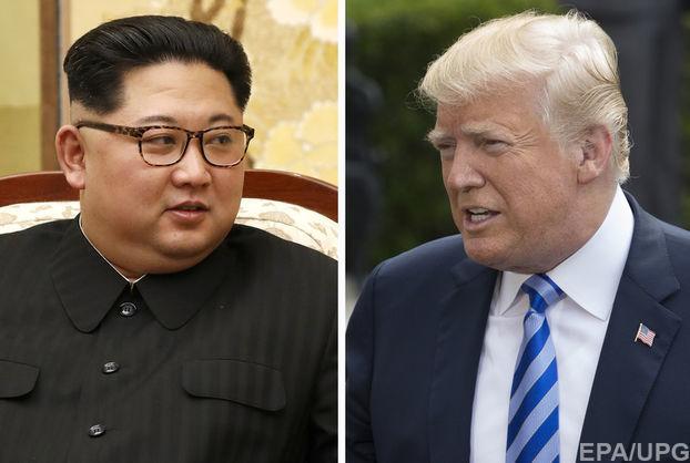 Трамп вирішив запросити Кім Чен Ина до Білого дому