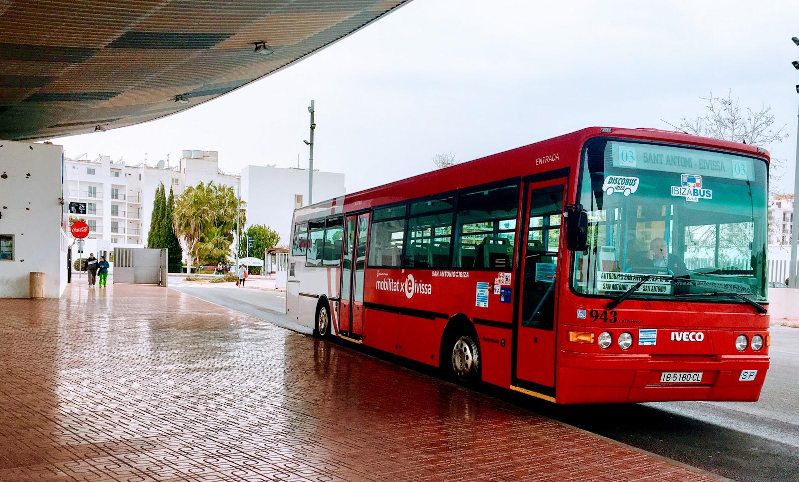 Autobuses San Antonio