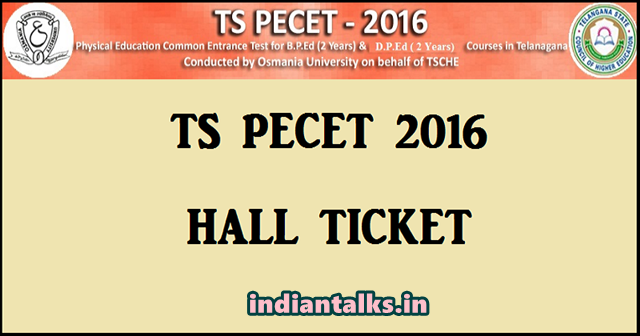 TS-PECET-2016-Hall-Ticket