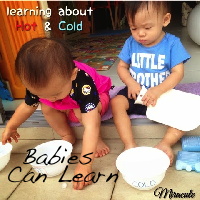 Activities for Babies to Learn