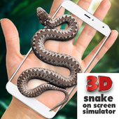 Snake on Screen Joke v3.0.8 Apk Mod