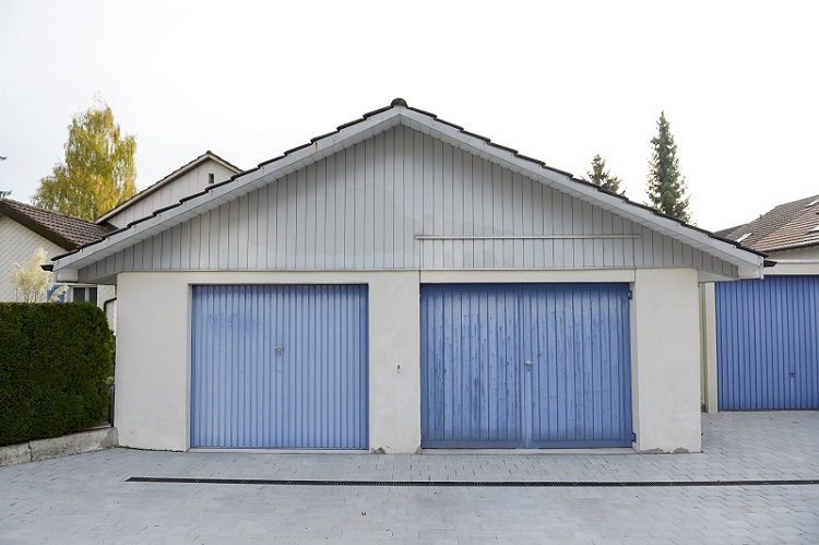 Colorbond Steel Garages