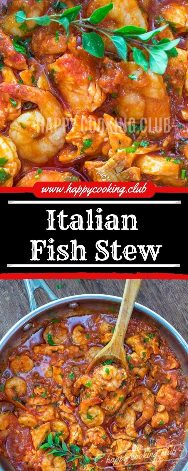 Italian Fish Stew Recipe