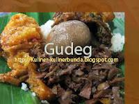 Resep Masakan Gudeg Yogyakarta
