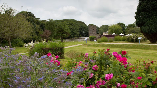 Isle Of Man Wedding Venues Rushen Abbey
