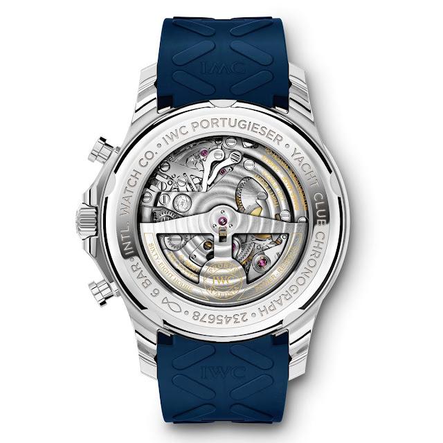 IWC Portugieser Yacht Club Chronograph (Ref. IW390507)