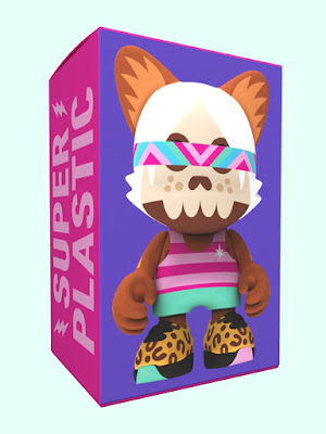 """Maui Edition"" Ovnik SuperJanky 8"" Vinyl Figure by Pete Fowler x Superplastic"
